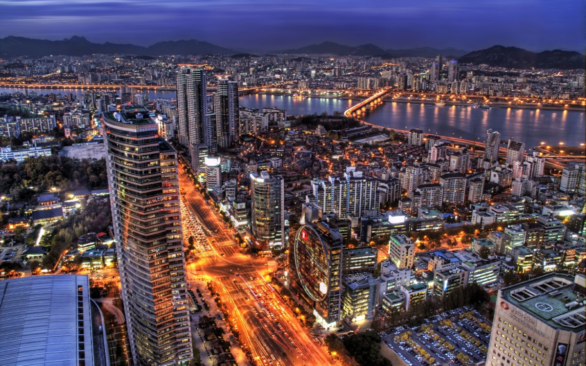 Seoul, South Korea:  A Quick Trip Of Business Mixed With Pleasure.