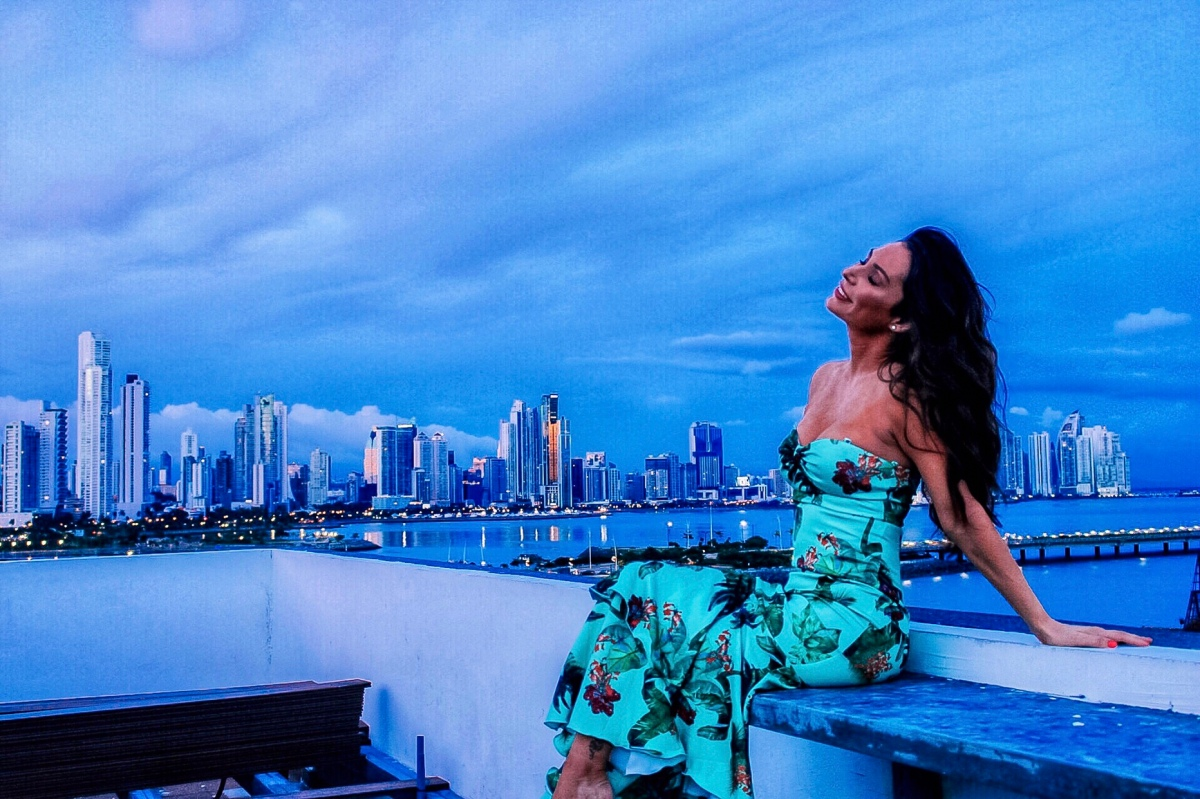 Panama City, Panama:  Old World Charm Meets Modern Day.
