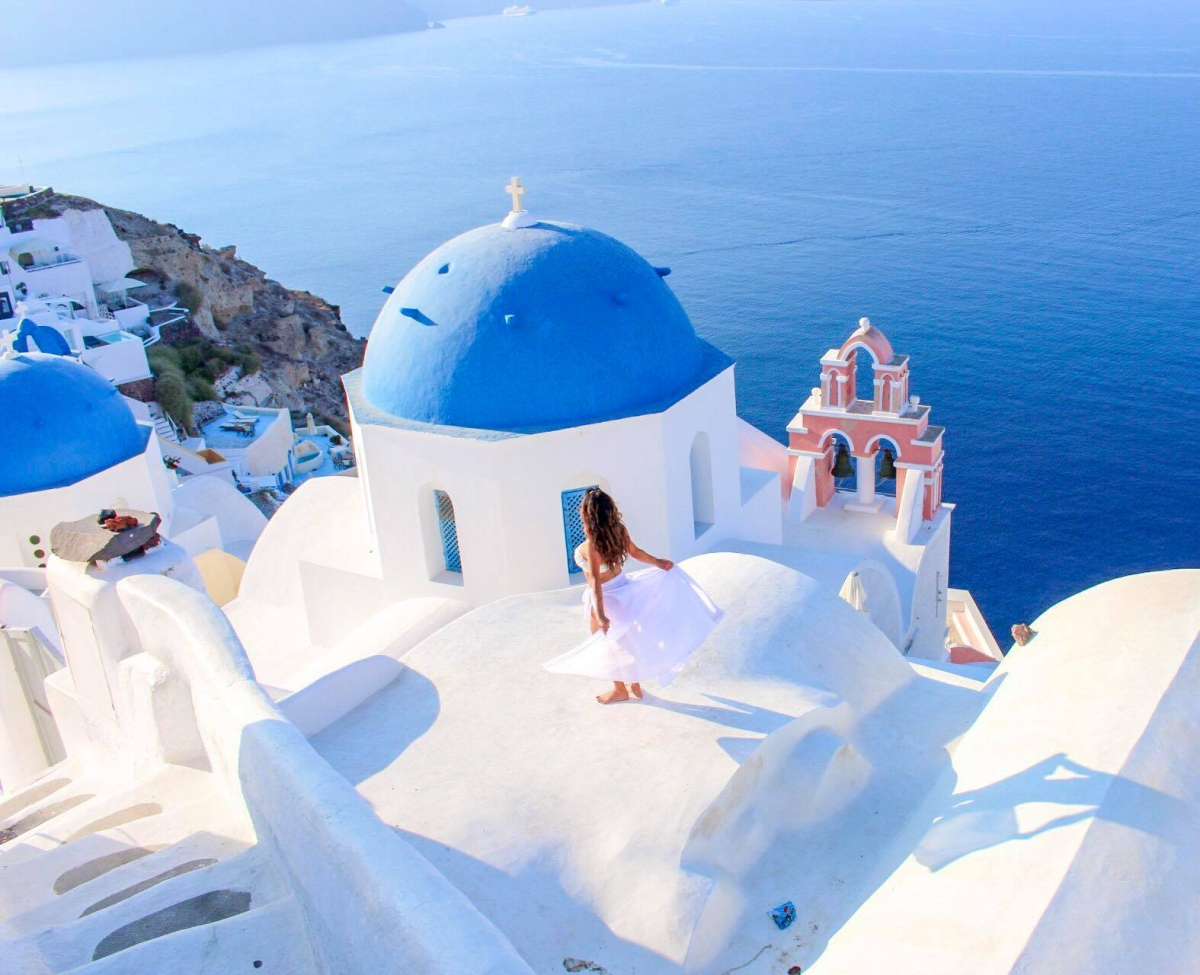 Greece: Land Of Party Time, Views, And Rich History…Opa!