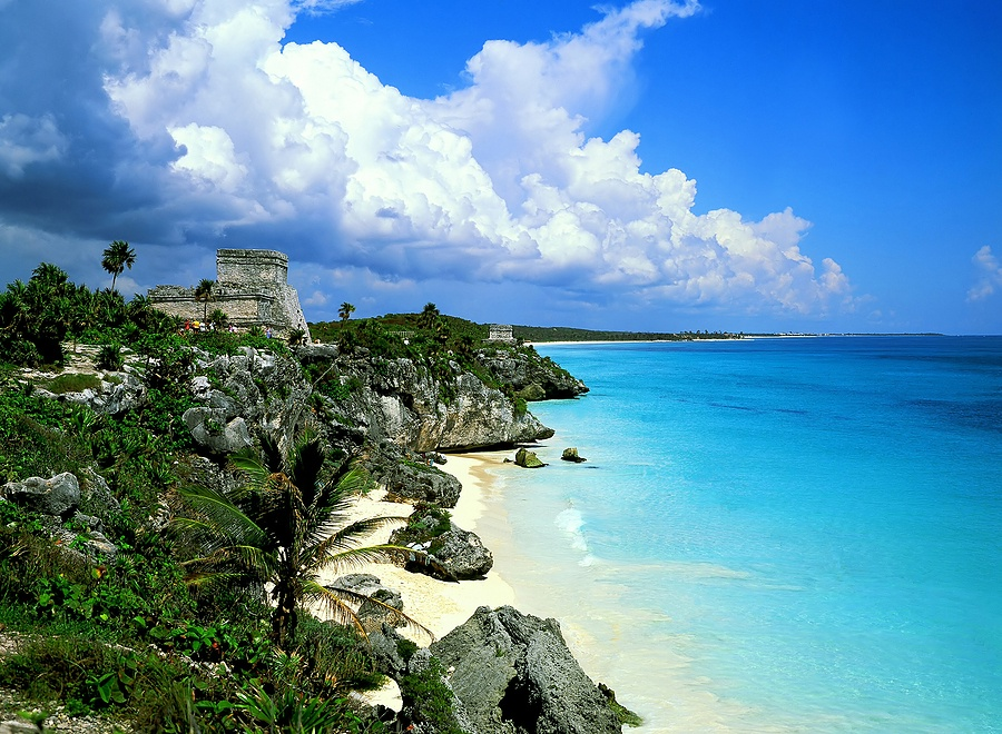Tulum, Mexico:  Traveling During A Pandemic To A Boho Chic Paradise.